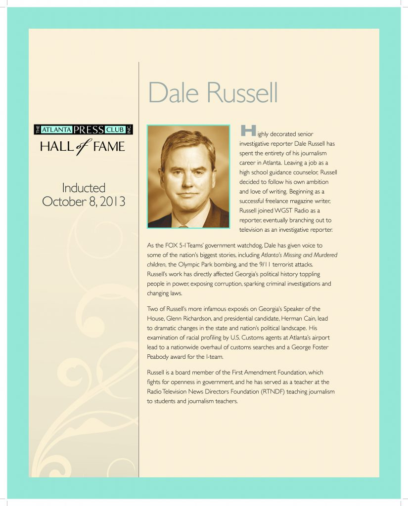 Russell bio pdf